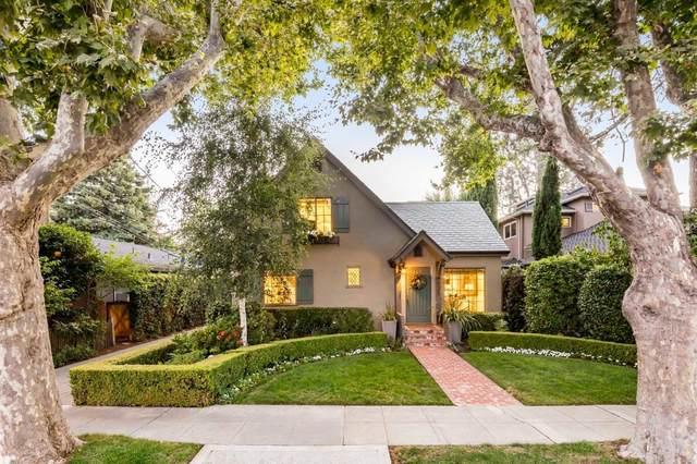 925 Lincoln Ave, Palo Alto, CA 94301 (#ML81830144) :: Olga Golovko