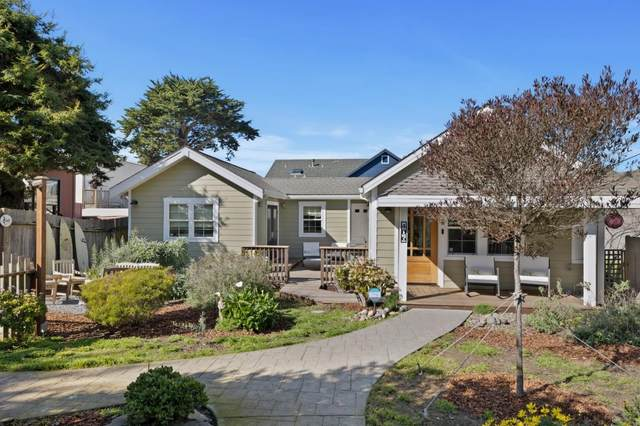 406 Donaldson Ave, Pacifica, CA 94044 (#ML81830207) :: RE/MAX Gold