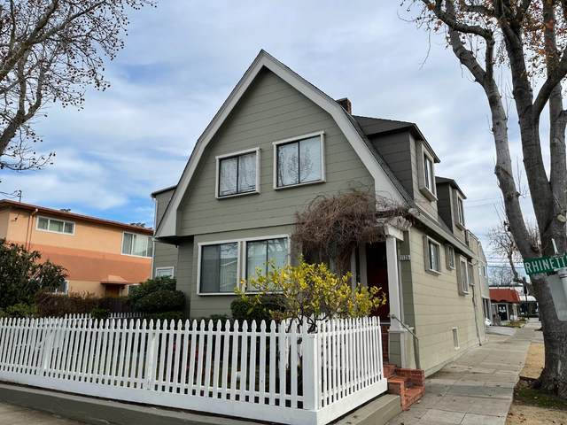 1135 Rhinette Ave, Burlingame, CA 94010 (#ML81830209) :: The Gilmartin Group