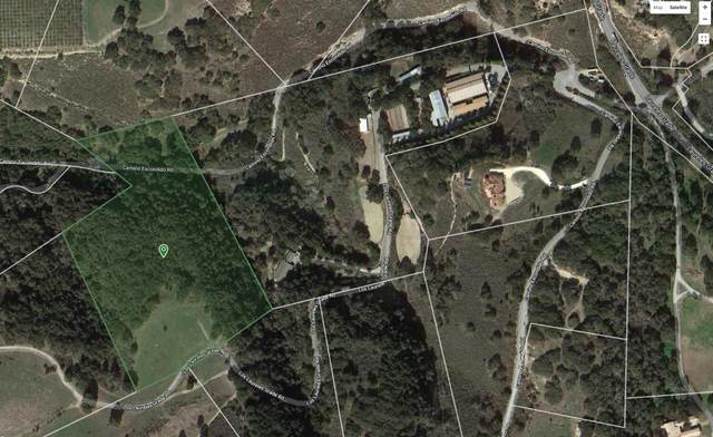 11750 Camino Escondido Rd, Carmel Valley, CA 93924 (#ML81830296) :: Olga Golovko