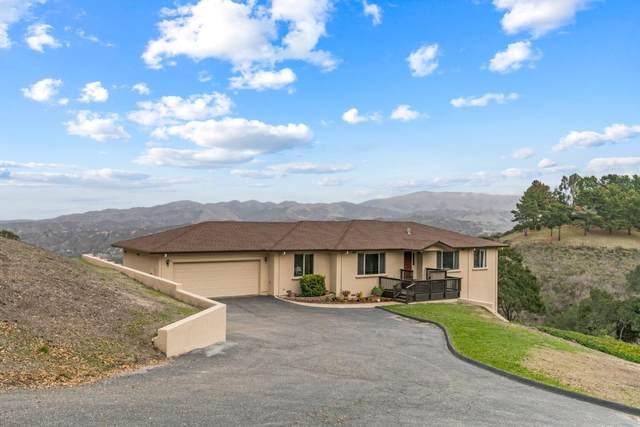 12770 Oakglen Dr, Carmel Valley, CA 93924 (#ML81830320) :: Alex Brant