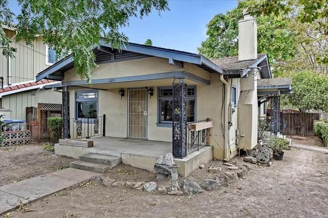 1031 Delmas Ave, San Jose, CA 95125 (#ML81830413) :: Robert Balina | Synergize Realty