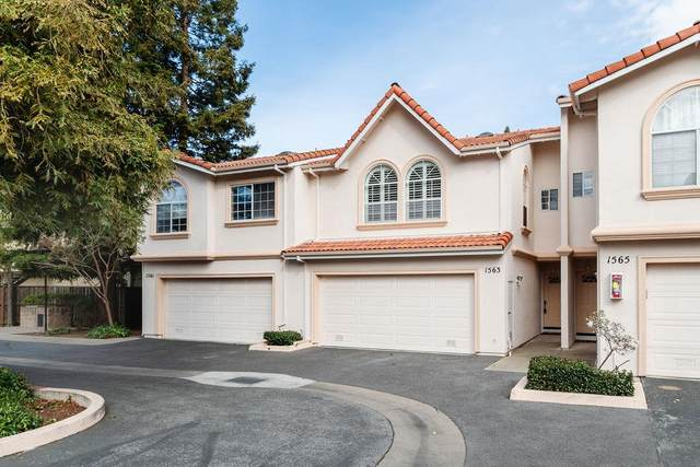 1563 Oxford St, Redwood City, CA 94061 (#ML81830416) :: The Goss Real Estate Group, Keller Williams Bay Area Estates