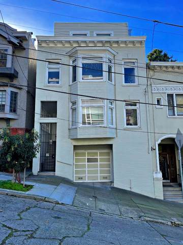1343-1345 Greenwich St, San Francisco, CA 94109 (#ML81830482) :: Robert Balina | Synergize Realty