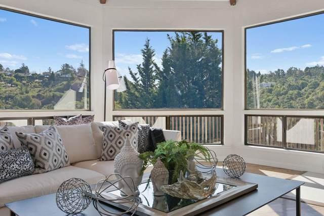 1105 Lakeview Dr, Hillsborough, CA 94010 (#ML81830484) :: The Gilmartin Group