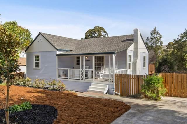 22884 Valley View Dr, Hayward, CA 94541 (#ML81830515) :: Intero Real Estate
