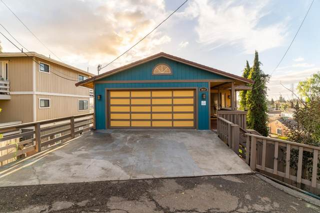 1019 Central Blvd, Hayward, CA 94542 (#ML81830562) :: Intero Real Estate