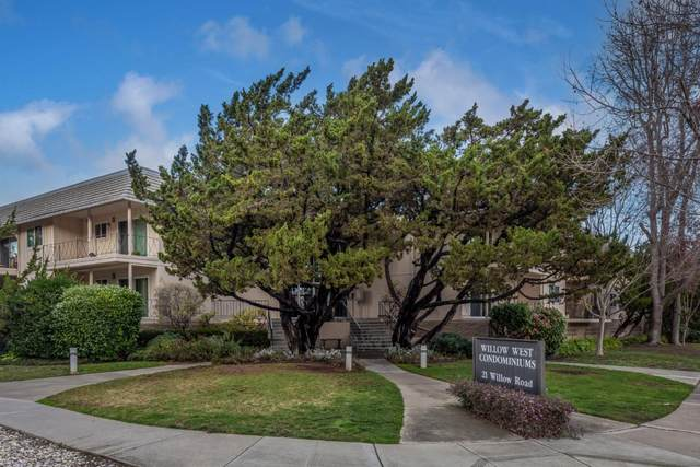 21 Willow Rd 30, Menlo Park, CA 94025 (#ML81830628) :: Real Estate Experts