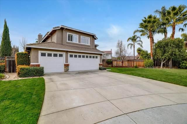 15435 La Arboleda Way, Morgan Hill, CA 95037 (#ML81830653) :: Real Estate Experts