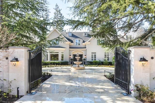 285 Catalpa Dr, Atherton, CA 94027 (#ML81830671) :: Intero Real Estate