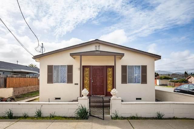 700 Amador Ave, Seaside, CA 93955 (#ML81830758) :: Alex Brant