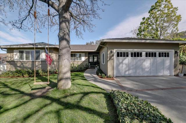 116 Sharon Ct, Los Gatos, CA 95032 (#ML81830767) :: Real Estate Experts