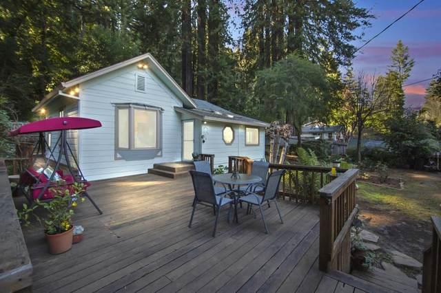 12635 Boulder St, Boulder Creek, CA 95006 (#ML81830782) :: The Goss Real Estate Group, Keller Williams Bay Area Estates