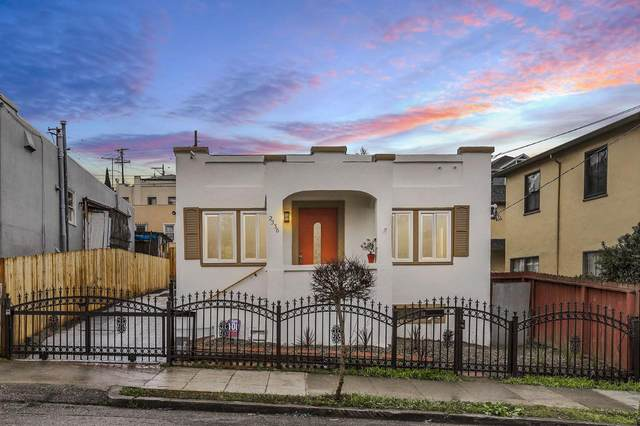 2536 23rd Ave, Oakland, CA 94606 (#ML81830785) :: RE/MAX Gold