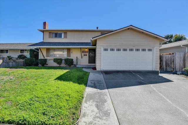 1450 Olympic Dr, Milpitas, CA 95035 (MLS #ML81830793) :: Compass