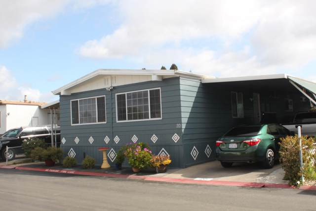 255 E Bolivar St 20, Salinas, CA 93906 (#ML81830840) :: Strock Real Estate