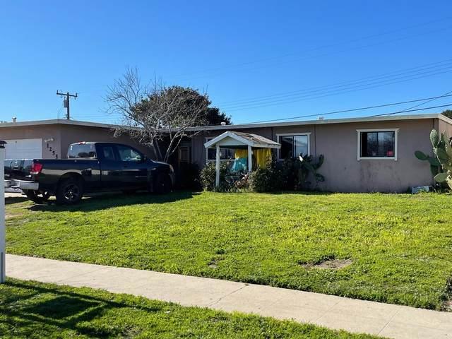 1255 Trazado Ave, Salinas, CA 93906 (#ML81830856) :: Intero Real Estate