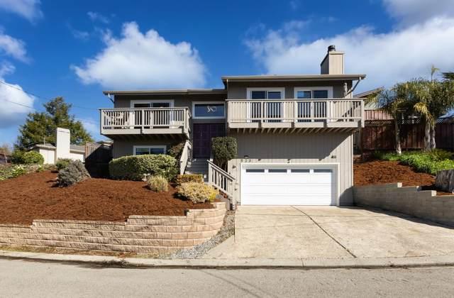 523 Santa Marguarita Dr, Aptos, CA 95003 (#ML81830860) :: Intero Real Estate