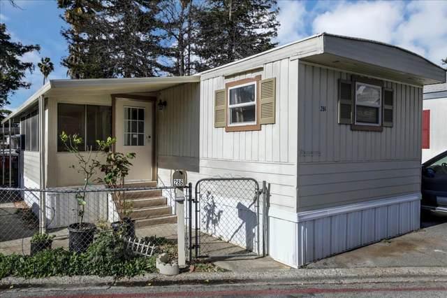 411 Lewis Rd 286, San Jose, CA 95111 (MLS #ML81830900) :: Compass