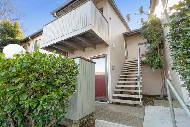 402 Boardwalk Ave 16, San Bruno, CA 94066 (#ML81830989) :: The Gilmartin Group