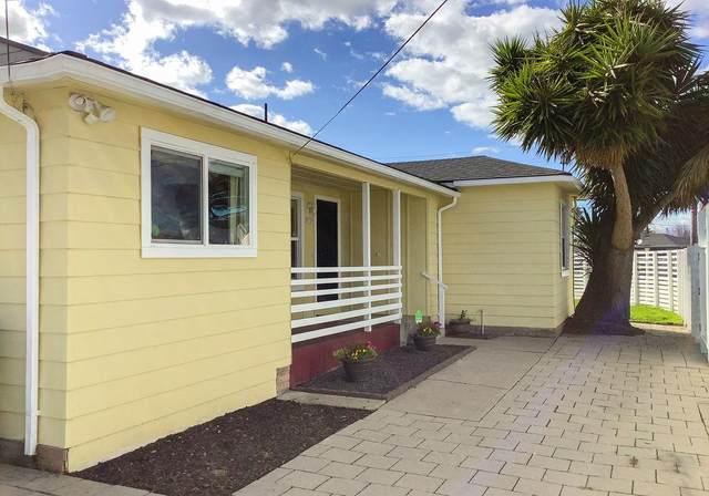 9739 Maddux Dr, Oakland, CA 94603 (#ML81831030) :: Real Estate Experts