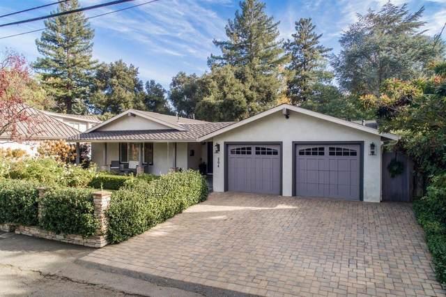 204 Bella Vista Ave, Los Gatos, CA 95030 (#ML81831036) :: Real Estate Experts