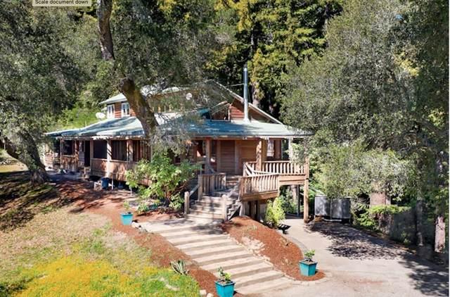 20320 Highway 9, Boulder Creek, CA 95006 (#ML81831061) :: The Goss Real Estate Group, Keller Williams Bay Area Estates