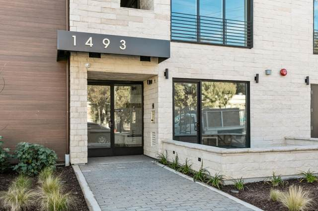 1493 Oak Grove Ave 302, Burlingame, CA 94010 (#ML81831128) :: Real Estate Experts