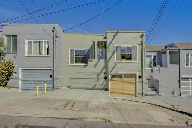 366 Niagara Ave, San Francisco, CA 94112 (#ML81831142) :: The Sean Cooper Real Estate Group