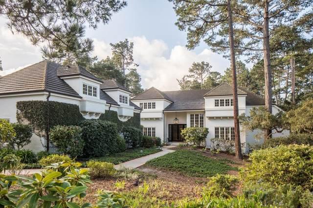 1410 Viscaino Rd, Pebble Beach, CA 93953 (#ML81831144) :: Intero Real Estate