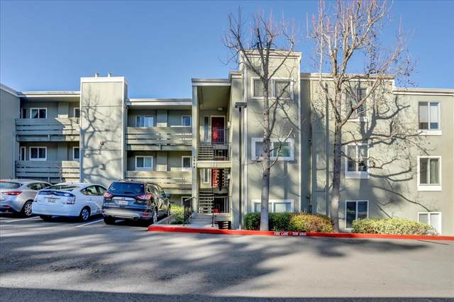 4004 Farm Hill Blvd 305, Redwood City, CA 94061 (#ML81831155) :: The Gilmartin Group