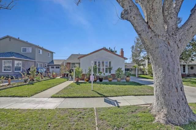 1431 Forrestal Ave, San Jose, CA 95110 (#ML81831165) :: The Gilmartin Group