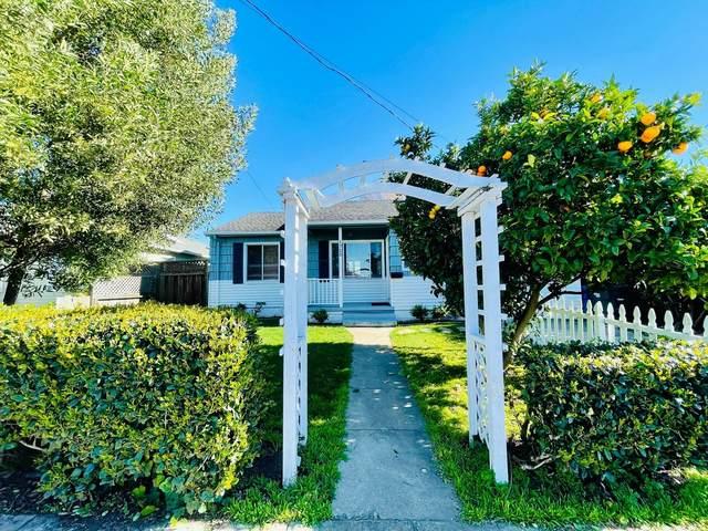 1720 York Ave, San Mateo, CA 94401 (#ML81831218) :: The Gilmartin Group