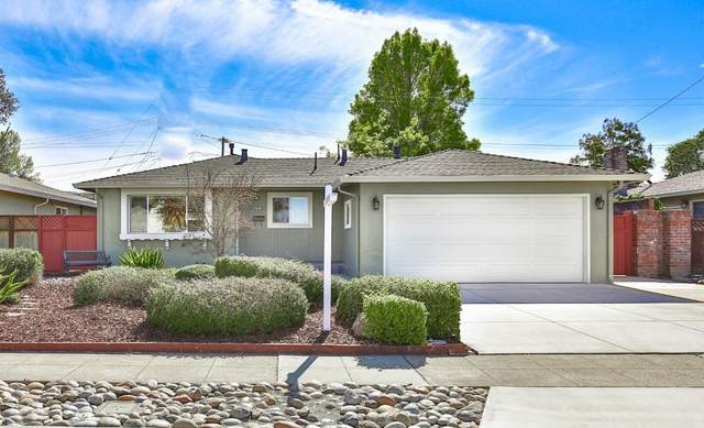 754 Fairlands Ave, Campbell, CA 95008 (#ML81831248) :: The Goss Real Estate Group, Keller Williams Bay Area Estates