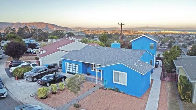 768 Pepper Dr, San Bruno, CA 94066 (#ML81831266) :: The Goss Real Estate Group, Keller Williams Bay Area Estates