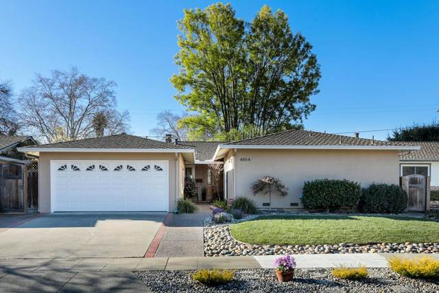 4854 Blue Ridge Dr, San Jose, CA 95129 (#ML81831275) :: The Goss Real Estate Group, Keller Williams Bay Area Estates