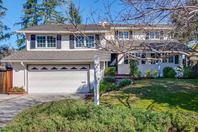 1012 Bentoak Ln, San Jose, CA 95129 (#ML81831288) :: The Goss Real Estate Group, Keller Williams Bay Area Estates