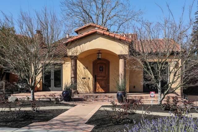 933 California Ave, San Jose, CA 95125 (#ML81831289) :: Intero Real Estate