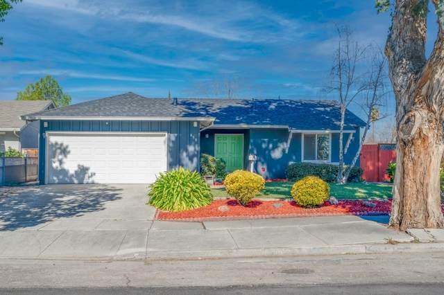 659 Albion Dr, San Jose, CA 95136 (#ML81831311) :: The Goss Real Estate Group, Keller Williams Bay Area Estates