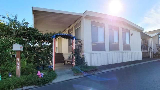 165 Blossom Hill Rd 335, San Jose, CA 95123 (#ML81831338) :: The Goss Real Estate Group, Keller Williams Bay Area Estates