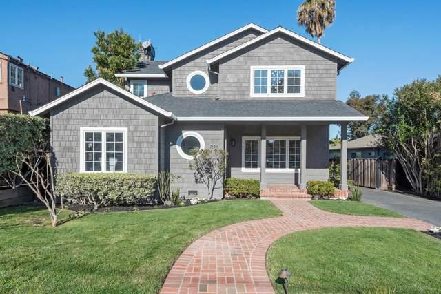 2130 Camino A Los Cerros, Menlo Park, CA 94025 (#ML81831347) :: The Kulda Real Estate Group