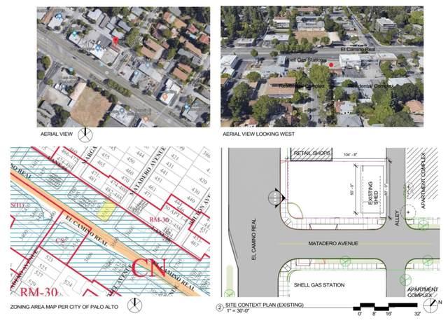 3585 El Camino Real, Palo Alto, CA 94306 (#ML81831388) :: The Sean Cooper Real Estate Group