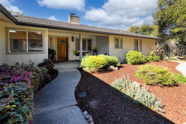 12 Marquard Rd, Carmel Valley, CA 93924 (MLS #ML81831411) :: Compass