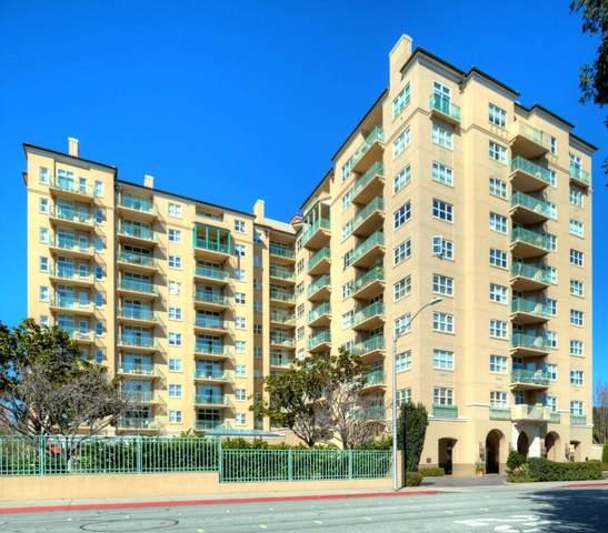 1 Baldwin Ave 204, San Mateo, CA 94401 (#ML81831456) :: The Gilmartin Group
