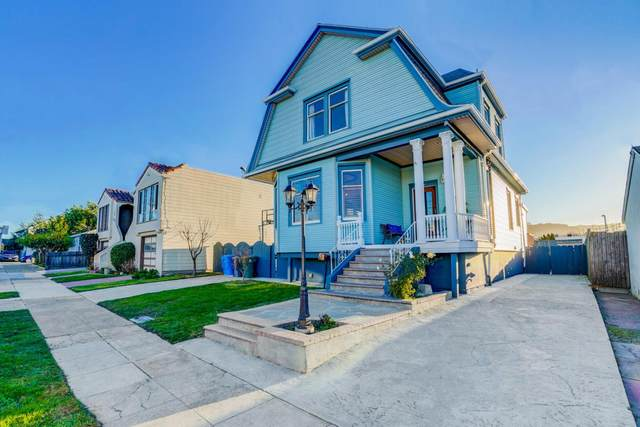 217 Mastick Ave, San Bruno, CA 94066 (#ML81831471) :: Robert Balina | Synergize Realty