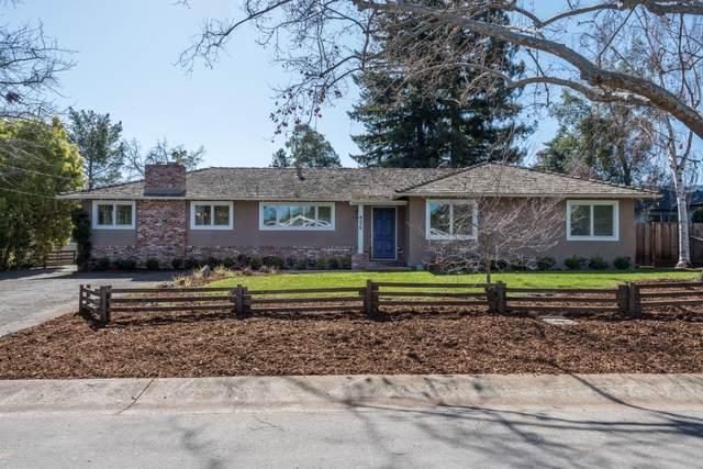 456 Arboleda Dr, Los Altos, CA 94024 (#ML81831474) :: Real Estate Experts