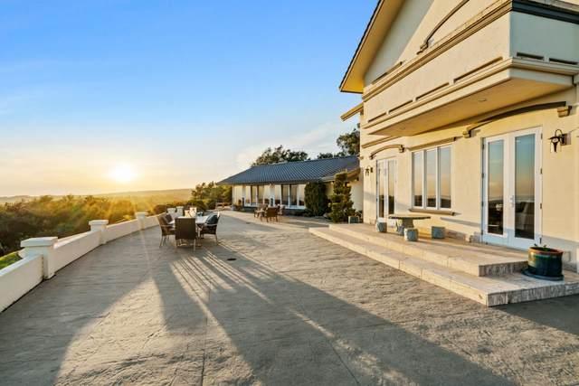 260 Castle Dr, Santa Cruz, CA 95065 (#ML81831481) :: Strock Real Estate