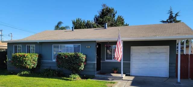 261 Culp Ave, Hayward, CA 94544 (#ML81831491) :: Intero Real Estate