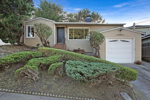 636 Edgemar Ave, Pacifica, CA 94044 (MLS #ML81831504) :: Compass