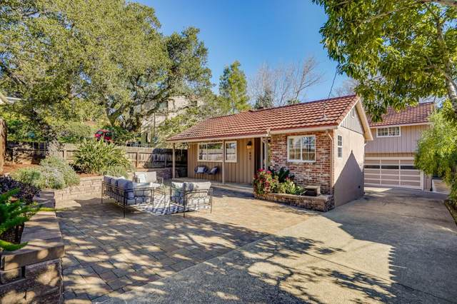 805 Covington Rd, Belmont, CA 94002 (#ML81831511) :: Schneider Estates
